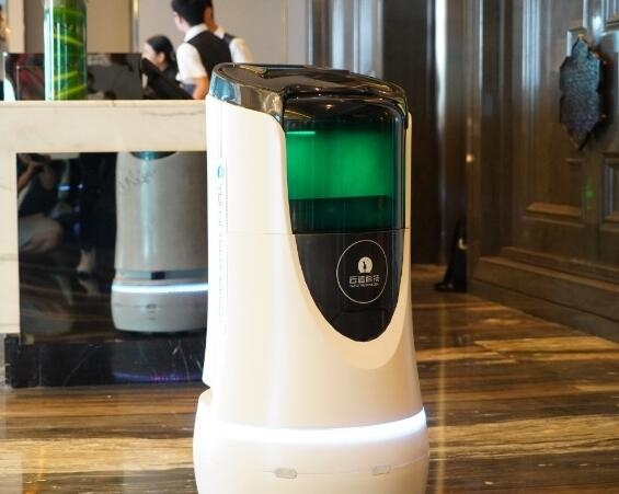 服务机器人创业公司云迹科技A轮融资数千万美元